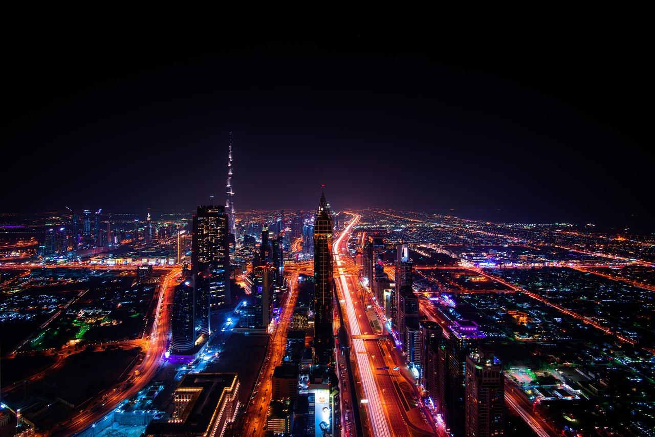 visiter dubai aux emirats arabes unis